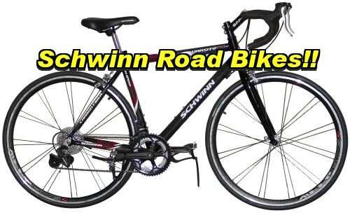 schwinn road bicycles                               click here