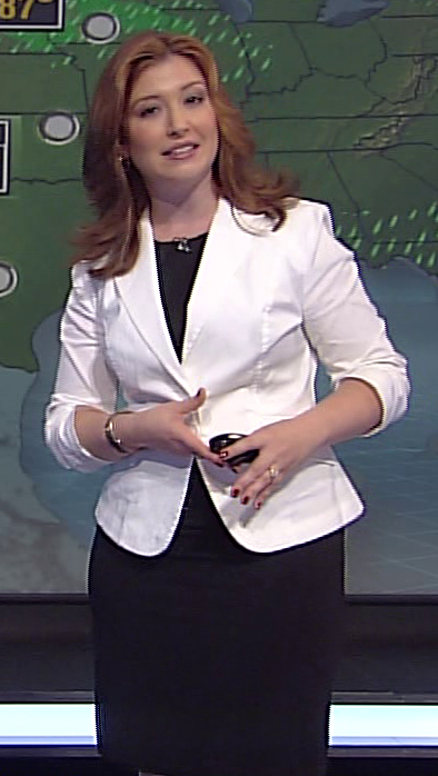 Kyla Grogan Of The Weather Channel 2015 | Personal Blog